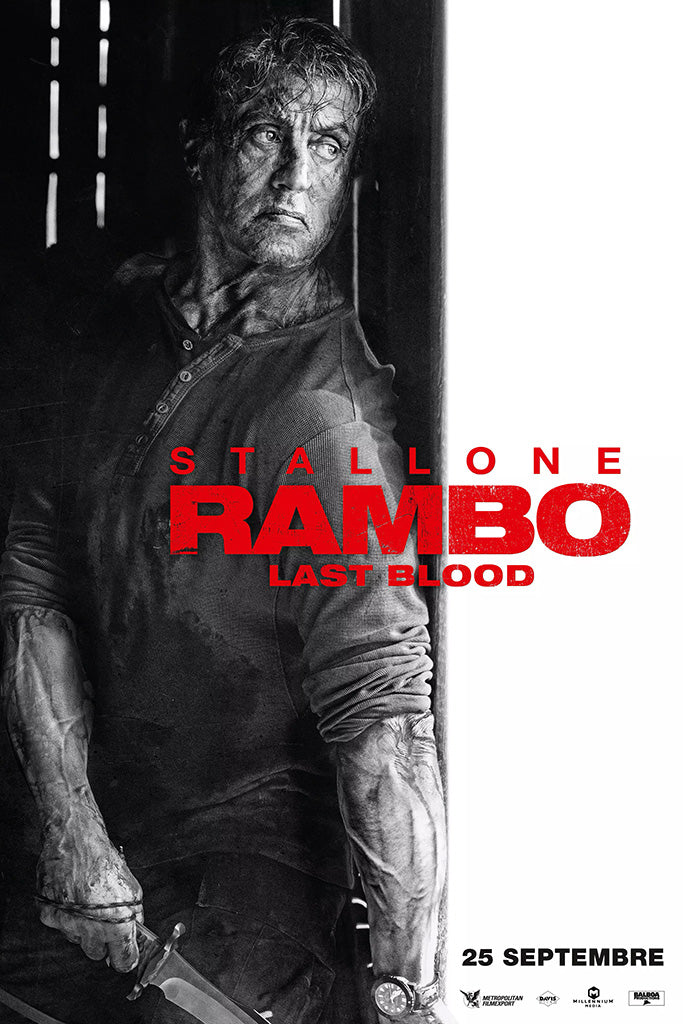Rambo Last Blood Film Poster