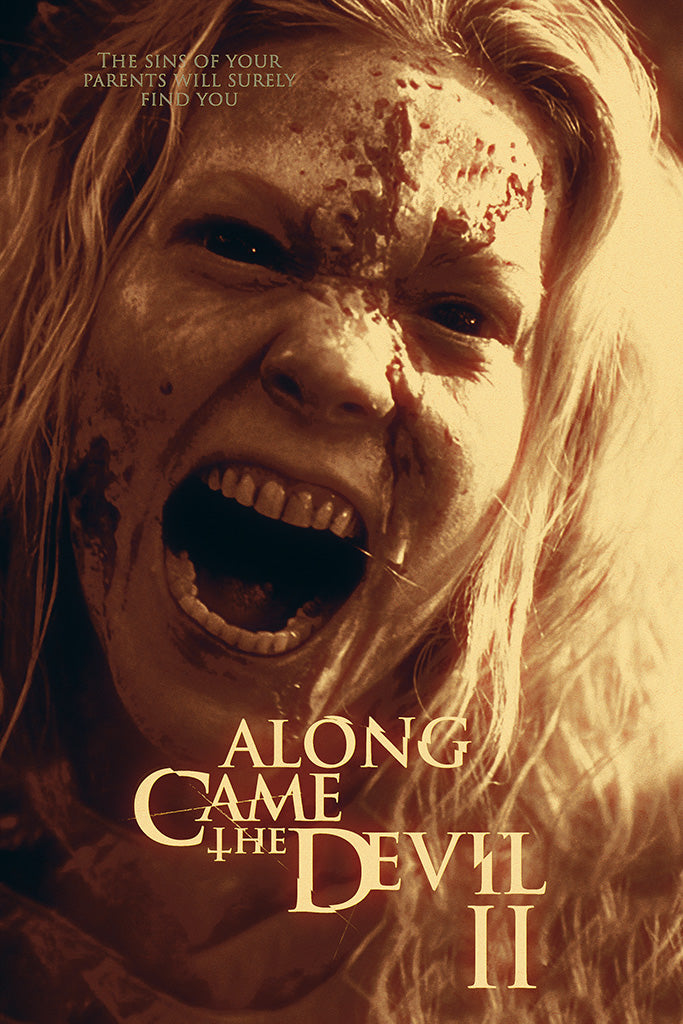 Along Came the Devil 2 Film Poster