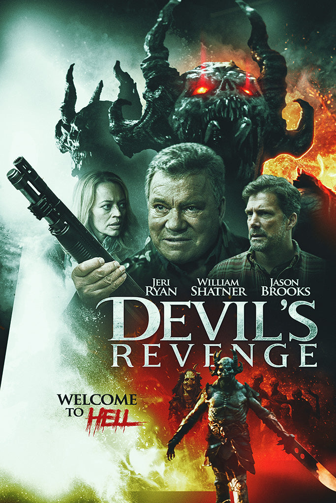 Devil's Revenge Movie Poster