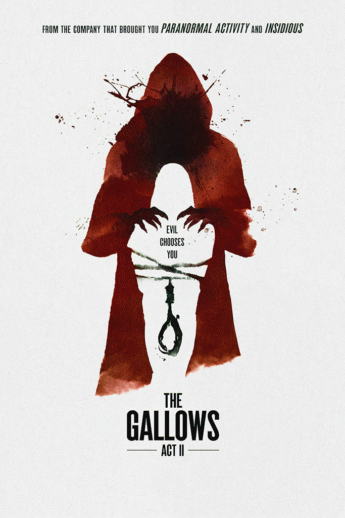 The Gallows Act II Movie Poster