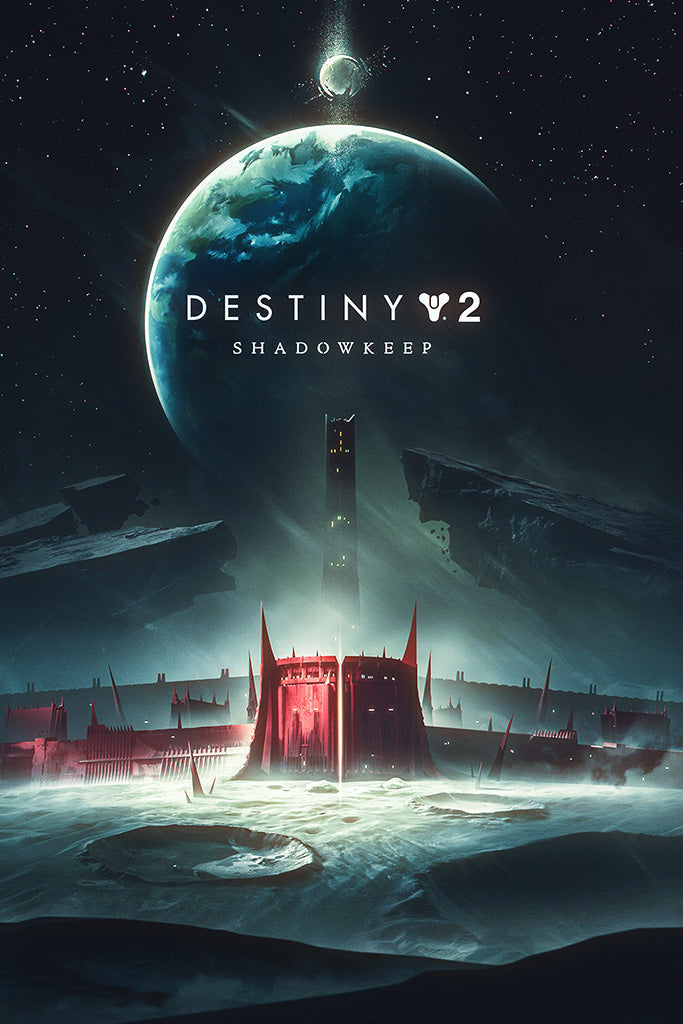 Destiny 2 Shadowkeep Poster