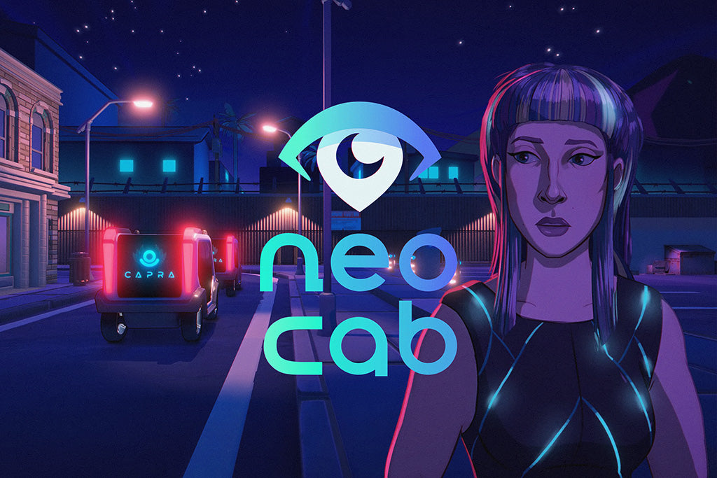 Neo Cab Poster