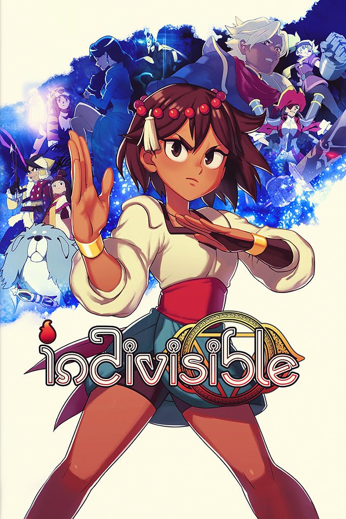 Indivisible Game Poster