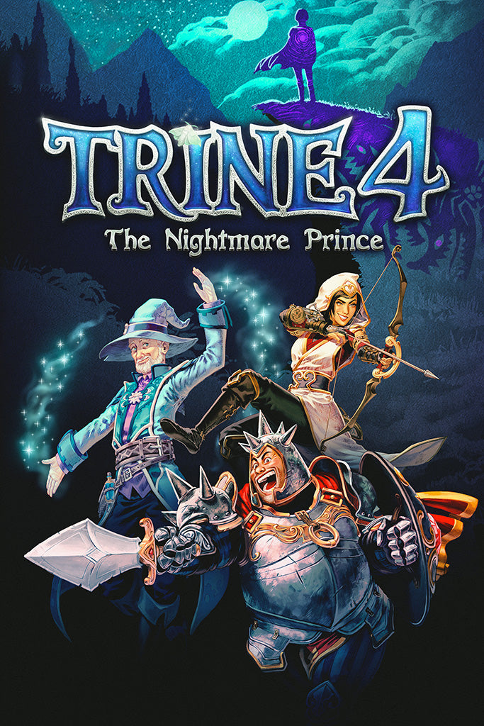 Trine 4 The Nightmare Prince Poster