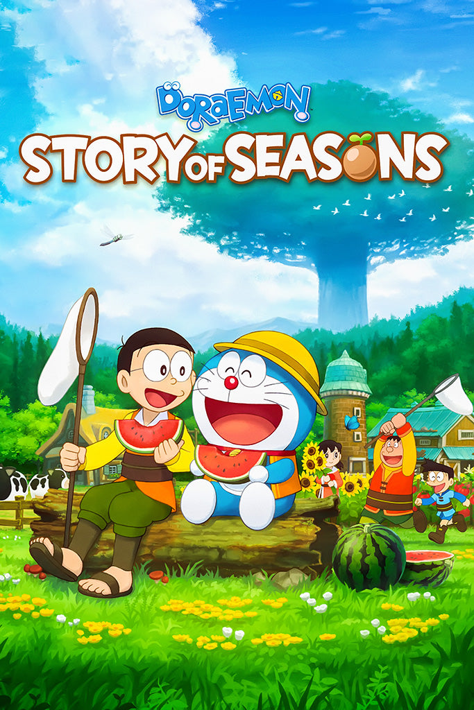 Doraemon Story of Seasons Poster