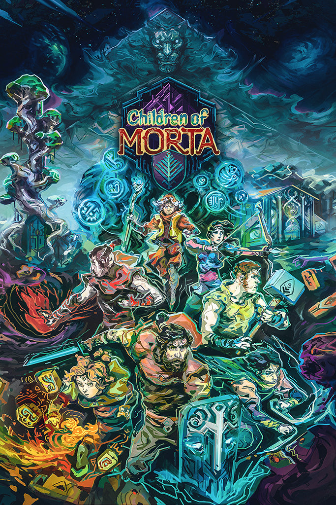 Children Of Morta Poster