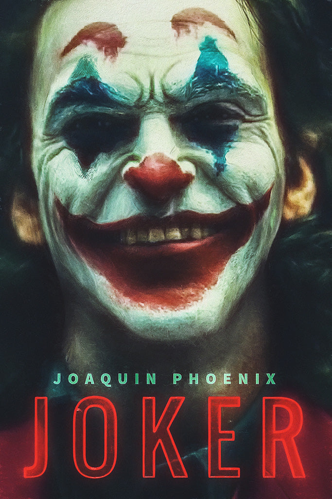 Joker Smile 2019 Movie Poster My Hot Posters Share the best gifs now >>>. joker smile 2019 movie poster