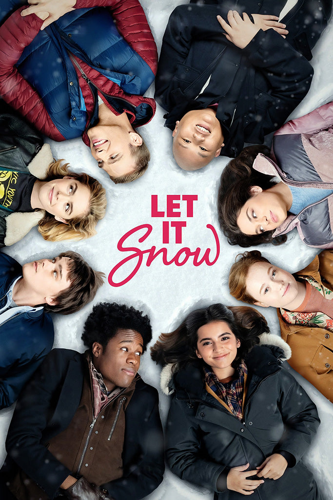 Let It Snow Film Poster