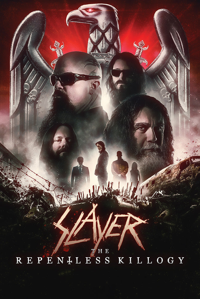 Slayer The Repentless Killogy Movie Poster