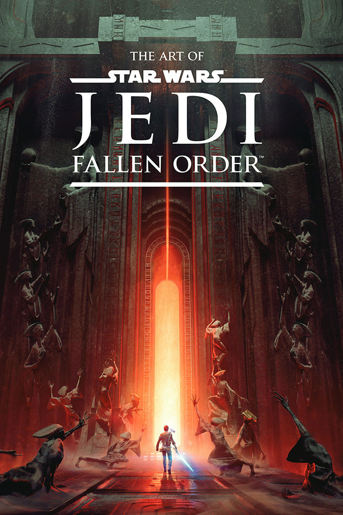 Star Wars Jedi Fallen Order Game Poster