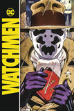 Watchmen Companion Comics Poster