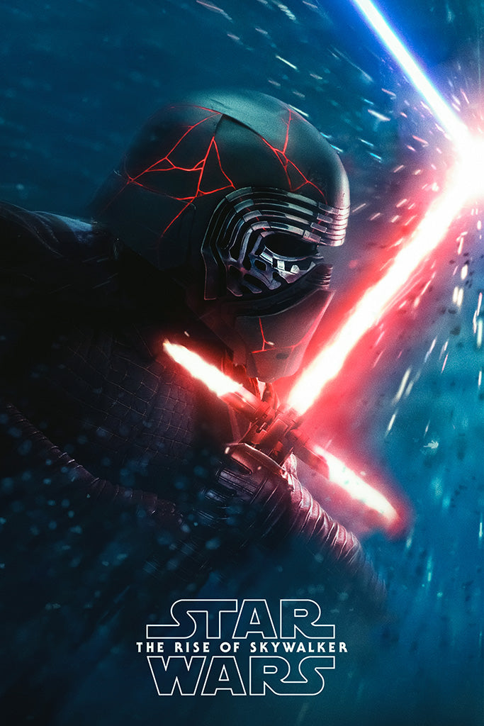 Star Wars Episode Ix The Rise Of Skywalker Film Poster My Hot Posters