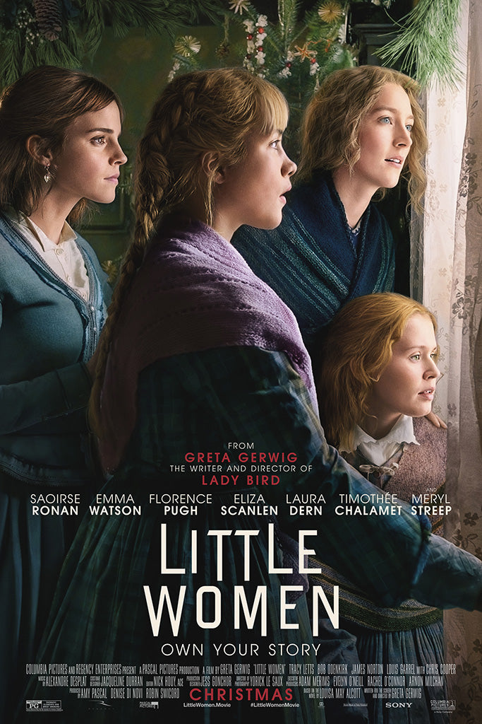 Little Women 2019 Poster
