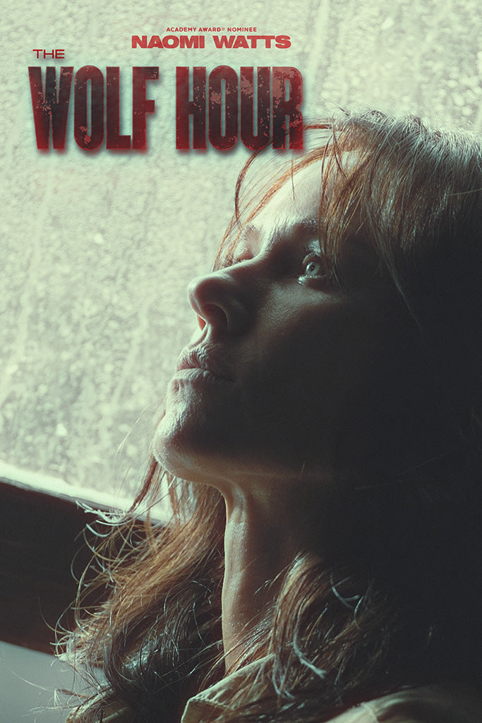 The Wolf Hour Film Poster
