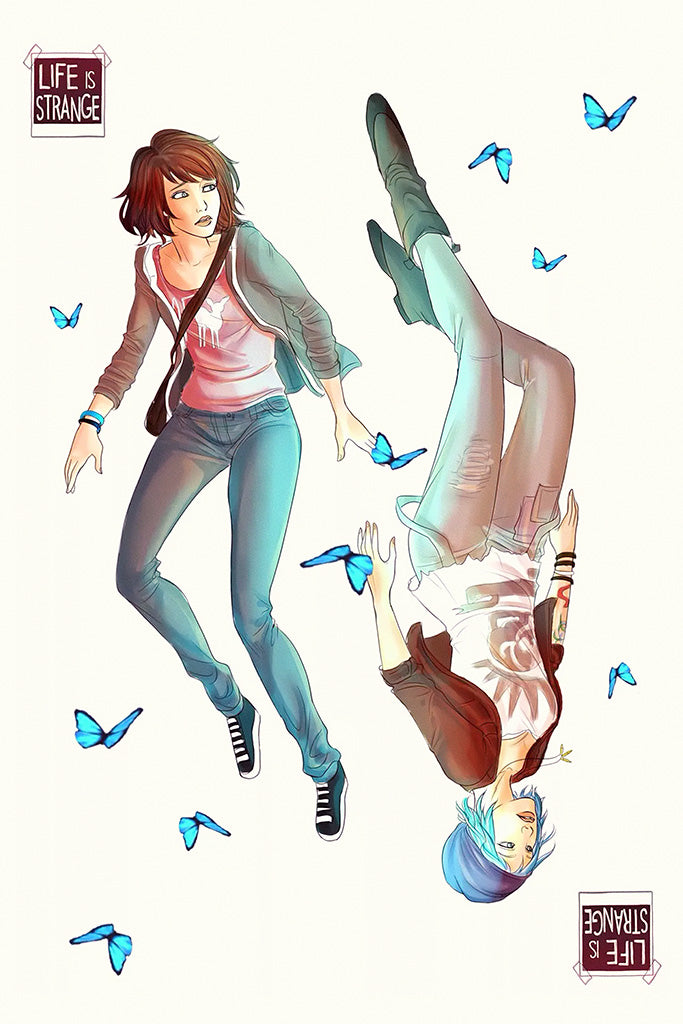 Life Is Strange 2 - Episode 5 Game Poster