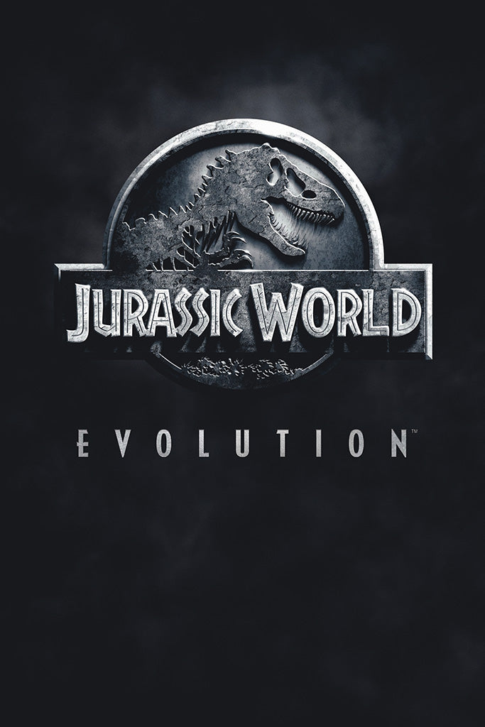 Jurassic World Evolution Return to Jurassic Park DLC Game Poster