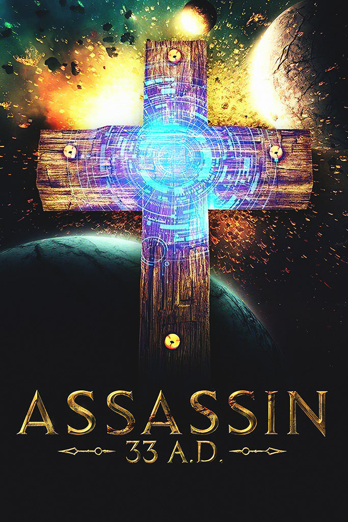 Assassin 33 A.D Movie Poster