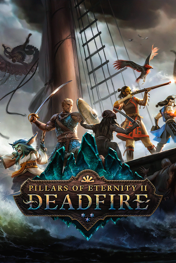 Pillars of Eternity 2 Deadfire 2019 Poster