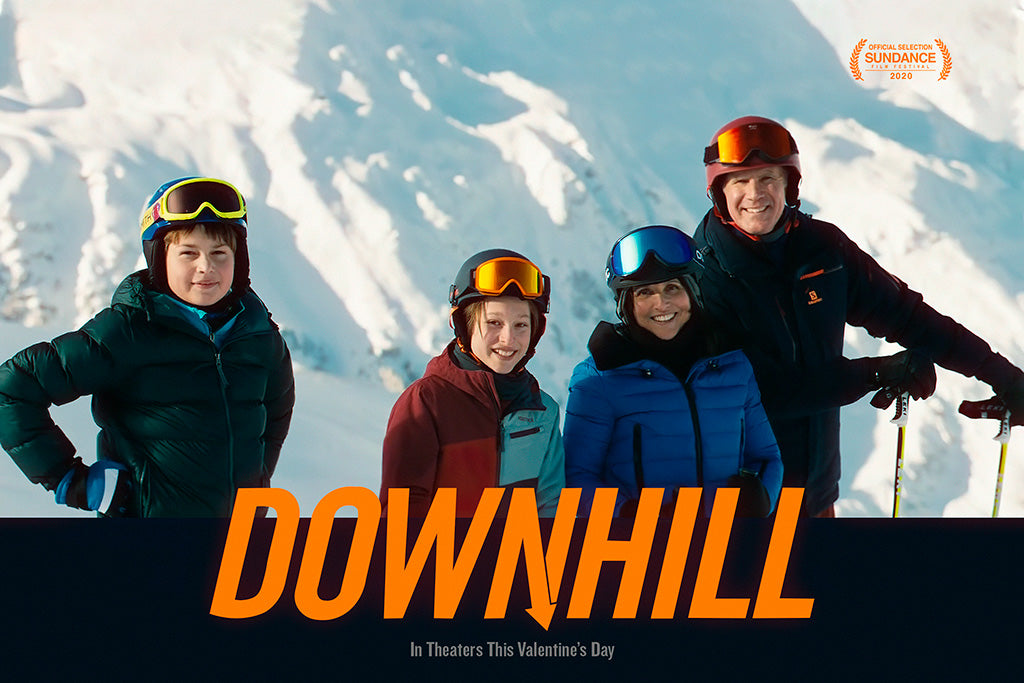 Downhill Film Poster