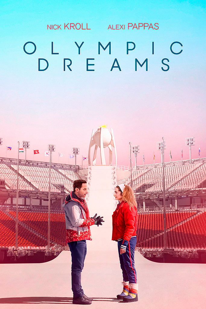Olympic Dreams Poster