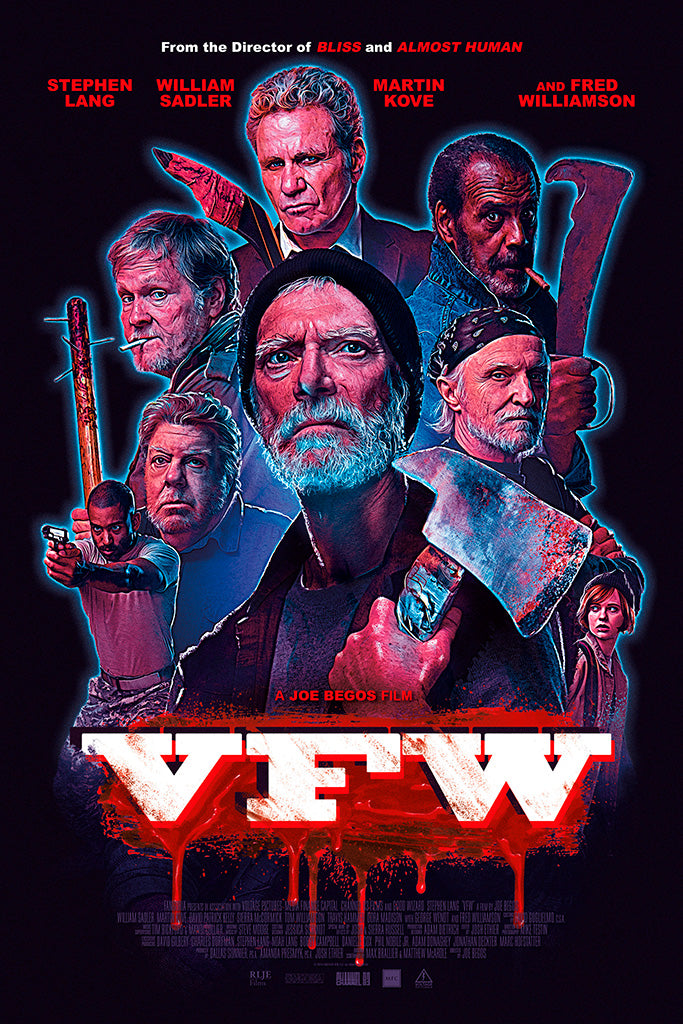 VFW Movie Film Poster