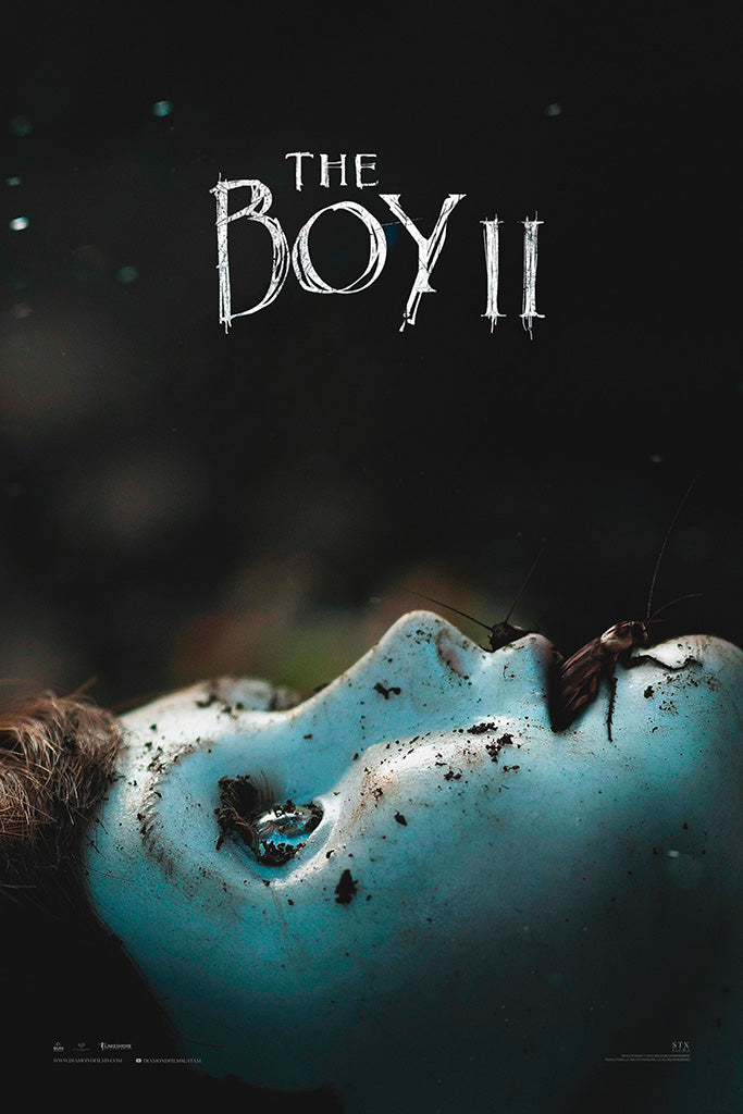 The Boy II Movie Film Poster