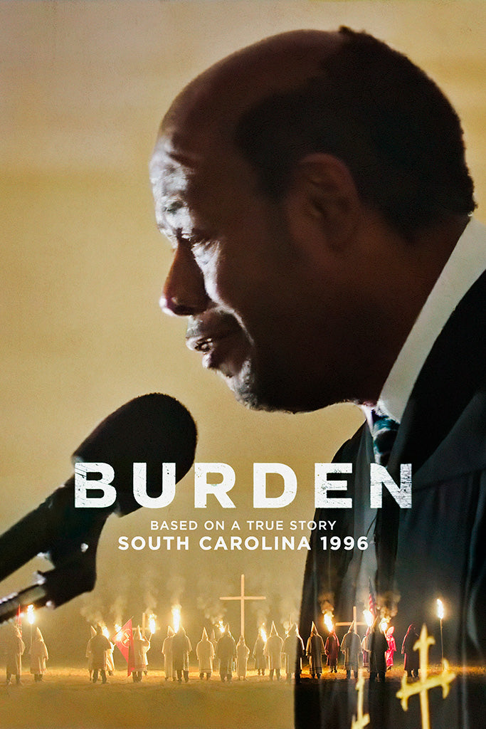 Burden Movie Film Poster