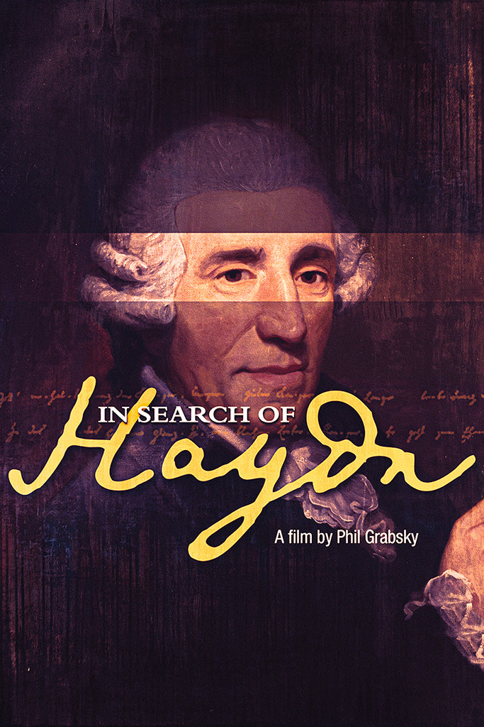 In Search of Haydn Movie Poster