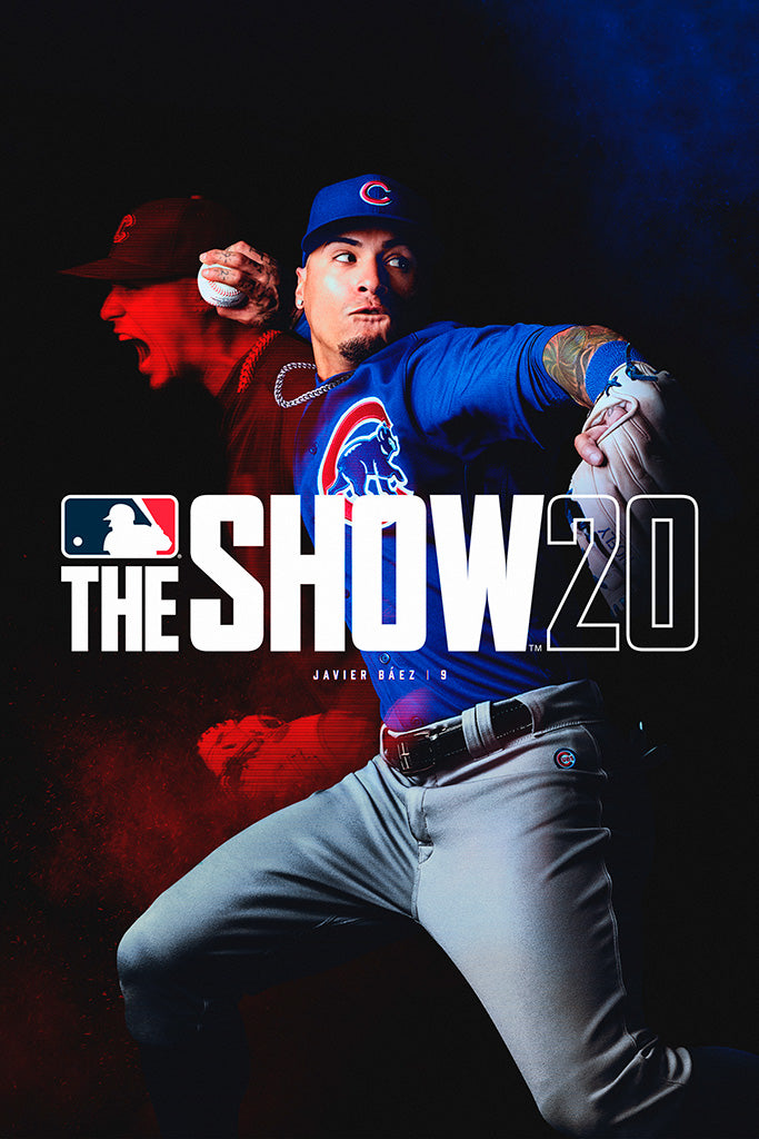 MLB The Show 20 Poster