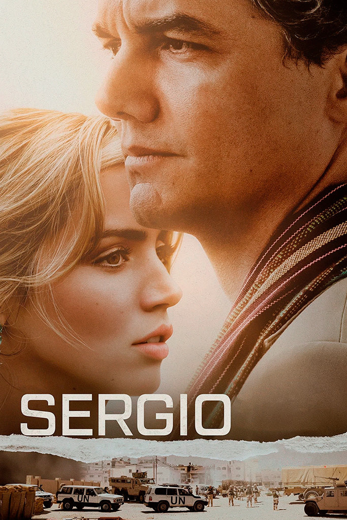 Sergio Movie Poster