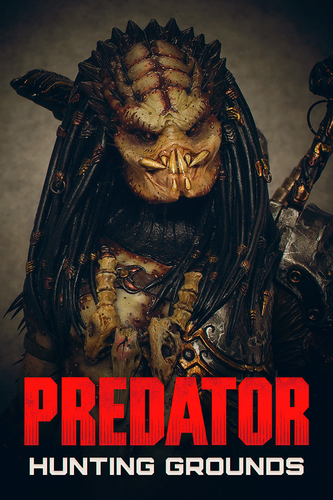Predator Hunting Grounds Game Poster