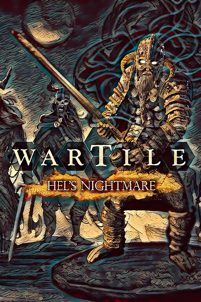 Wartile Hel's Nightmare DLC Video Game Poster