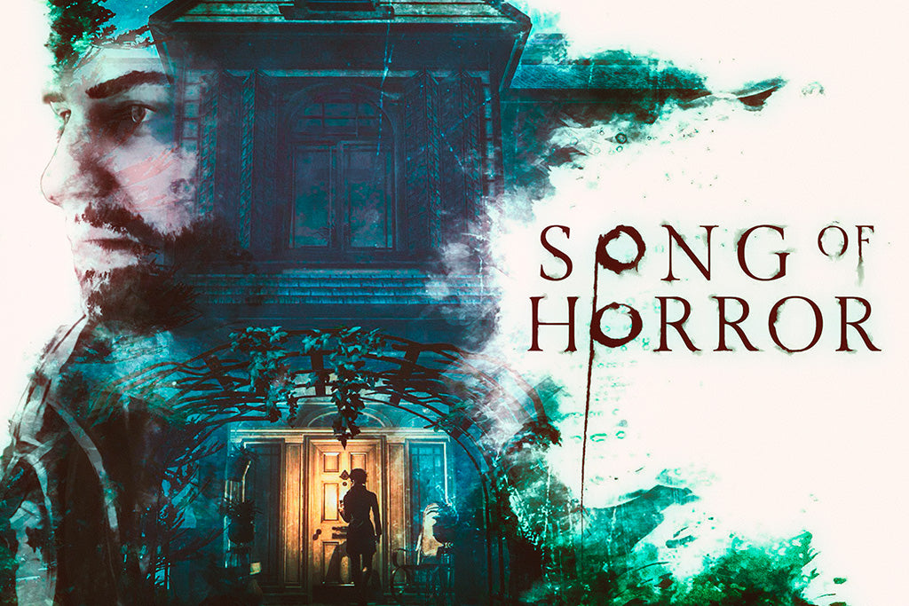 Song of Horror - Episode 5 The Horror and The Song Video Game Poster