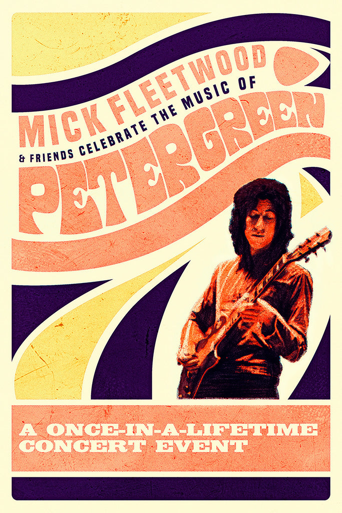 Mick Fleetwood & Friends Movie Poster