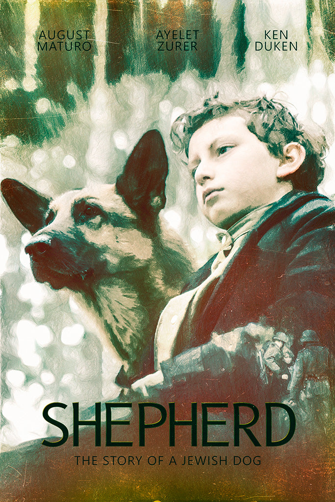 SHEPHERD The Story of a Jewish Dog Movie Poster