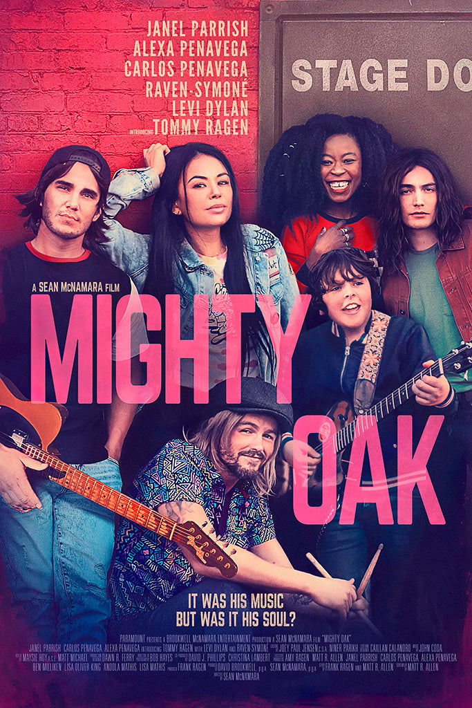 Mighty Oak Movie Poster