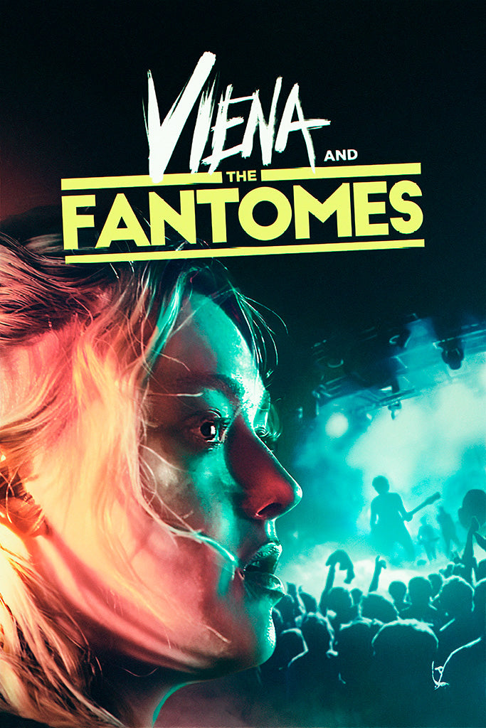 Viena and the Fantomes Movie Poster