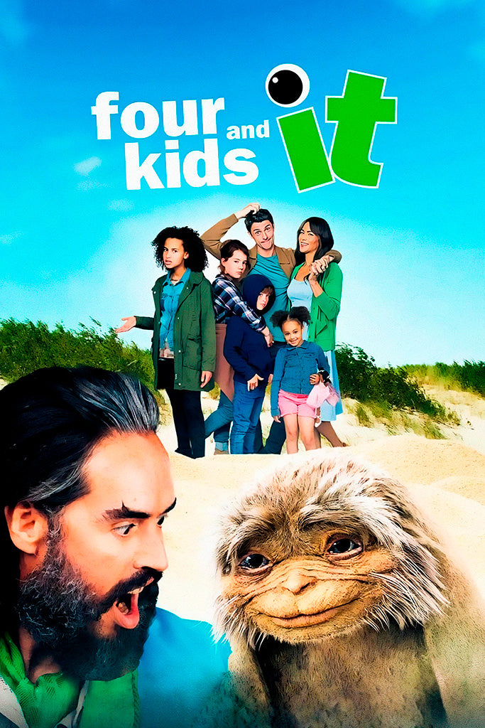 Four Kids and It Movie Poster