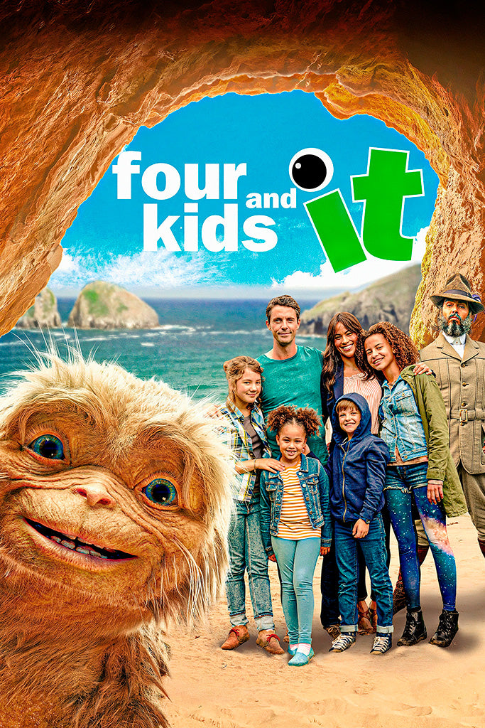Four Kids and It Film Poster