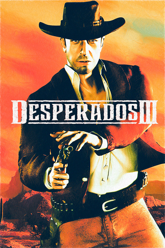 Desperados 3 Game Poster My Hot Posters
