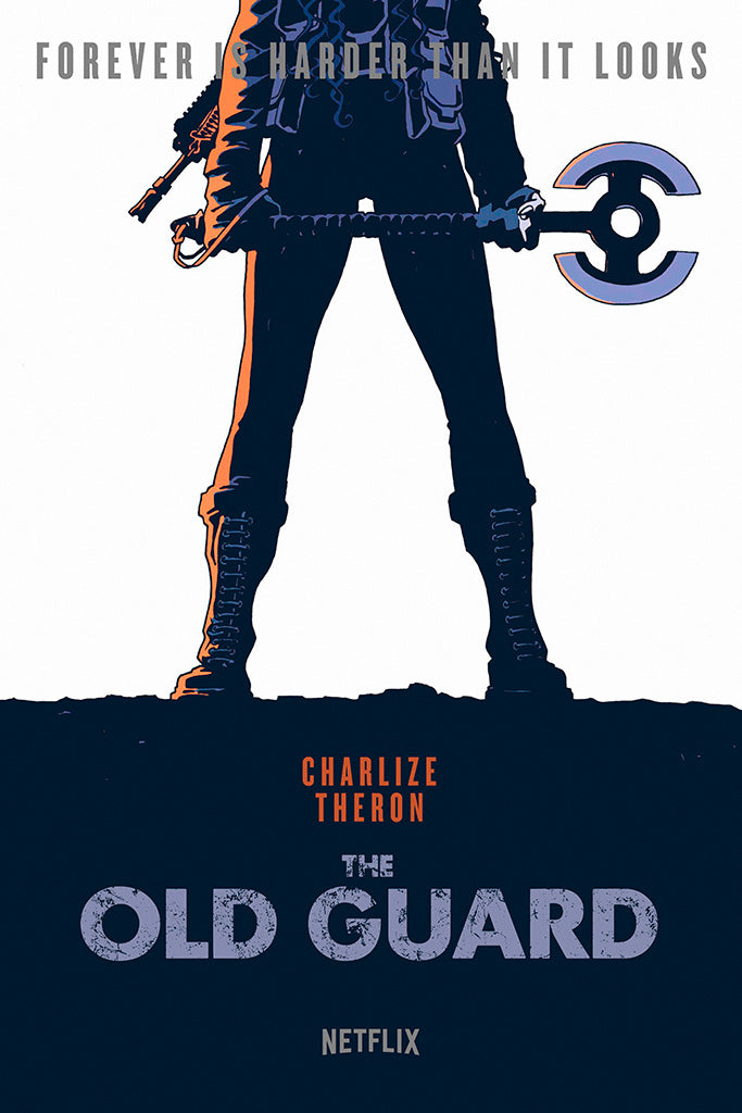 The Old Guard Film Poster