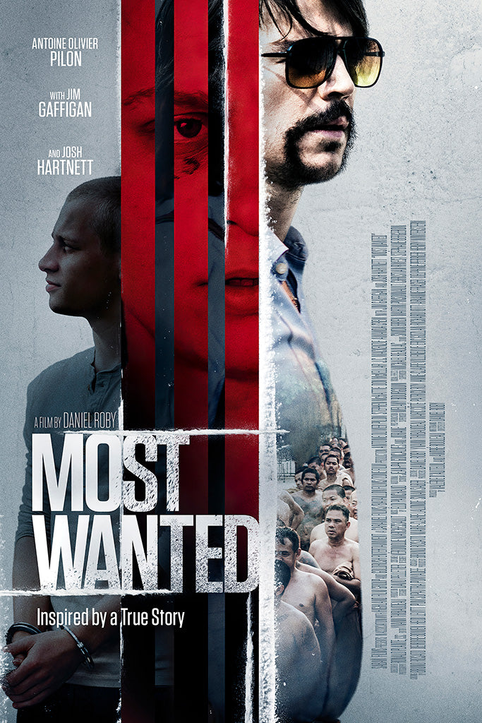 Most Wanted Movie Poster