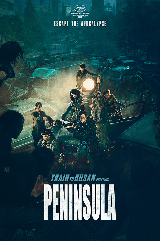Train to Busan Presents Peninsula Movie Poster