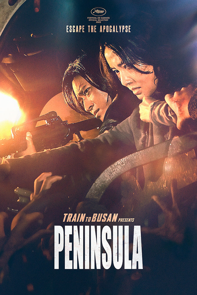 Train to Busan Presents Peninsula Film Poster