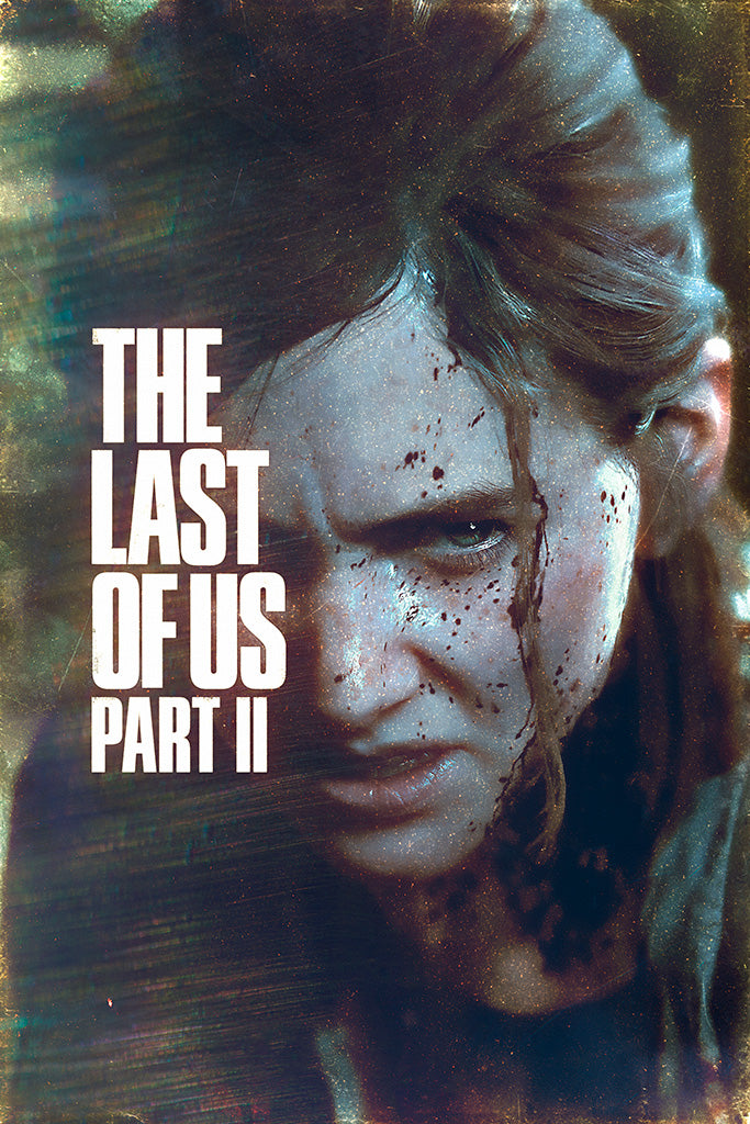 The Last of Us Part 2 Game Poster