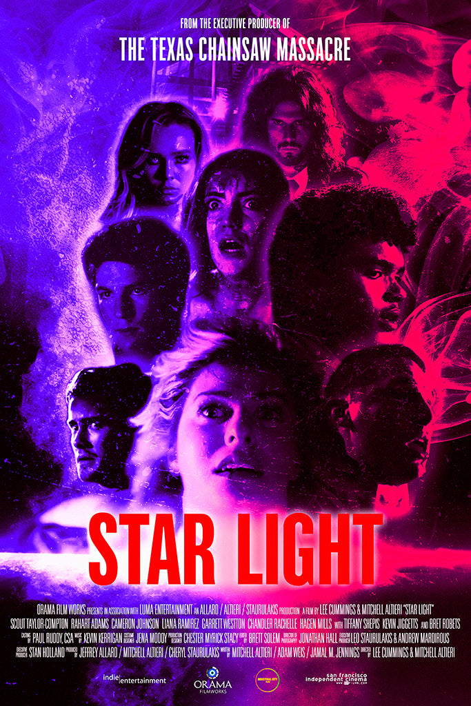 Star Light Movie Poster