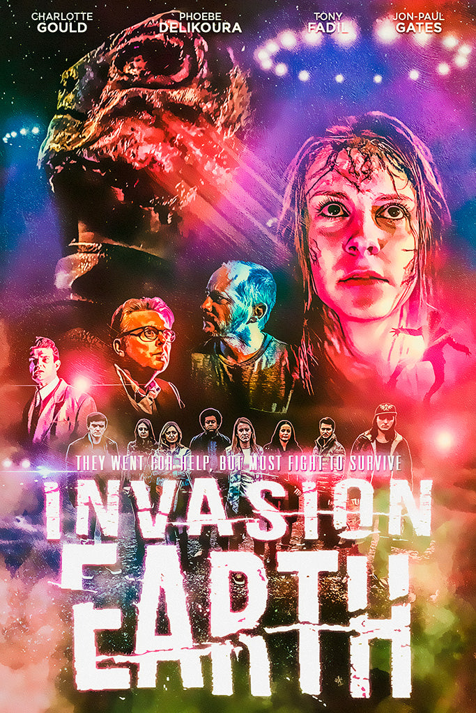 Invasion Earth Movie Poster