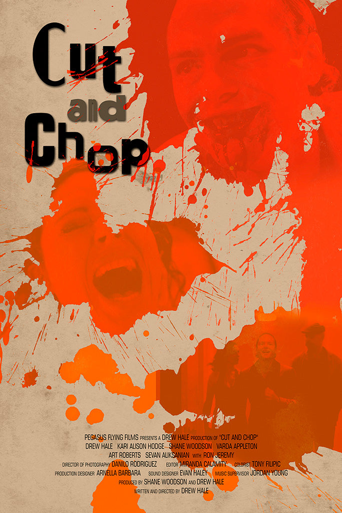 Cut And Chop Movie Poster