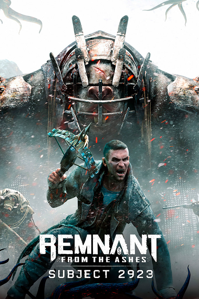 Remnant From the Ashes Subject 2923 Poster