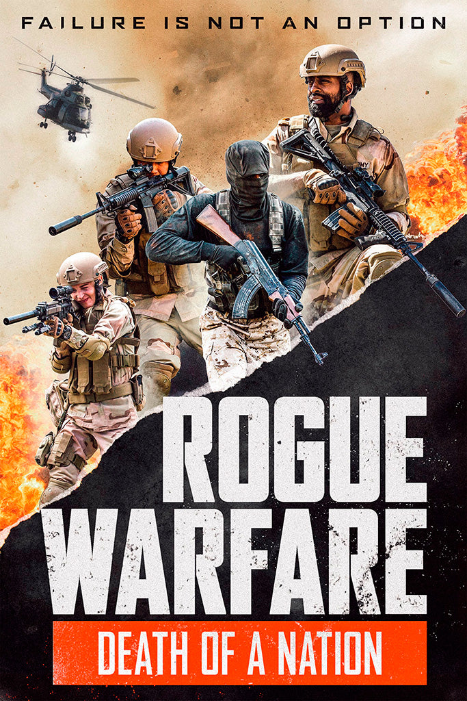 Rogue Warfare Death of a Nation Movie Poster